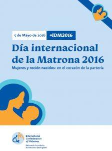 Póster Día Internacional de la Matrona