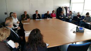Reunión del Consejo Asesor de Salud Mental
