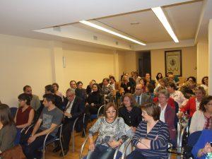 Más de cincuenta personas celebraron el Día de la Enfermería