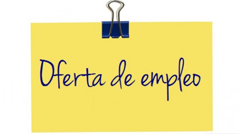 Post-it: Oferta de empleo